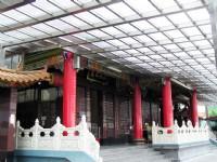 樟山寺廟門<br/> 攝影:陳李豪