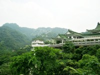 座落於土城山上的承天禪寺01<br/> 攝影:Eva隨手拍
