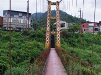 寒溪吊橋<br/> 攝影:Eva隨手拍