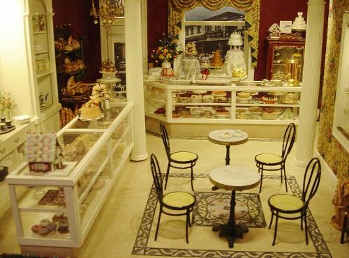 Miniatures Museum of Taiwan-甜品店