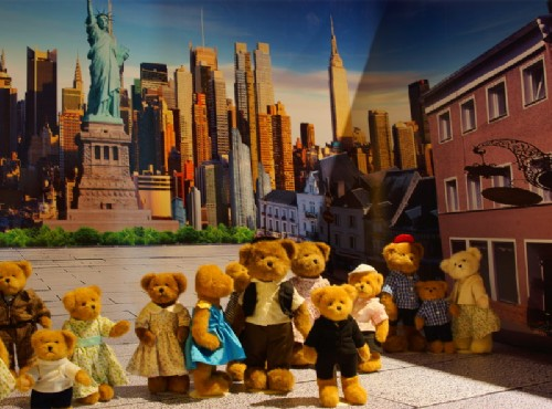 小熊博物馆