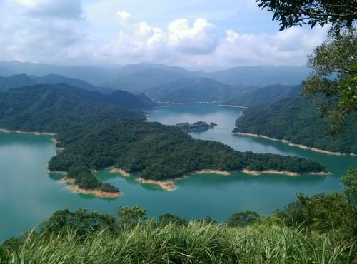 翡翠水庫-石碇千島湖