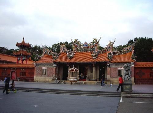 枋寮義民廟