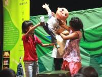 來偶家住一夏<br/> 攝影:利澤國際偶戲藝術村 提供