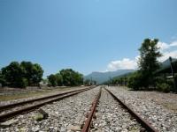 糖廠運輸鐵路<br/> 攝影:簡時強