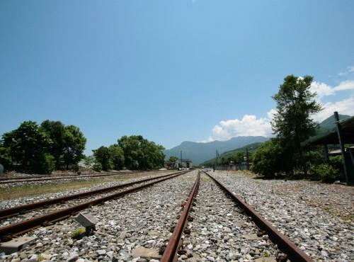 花莲观光糖厂(光复糖厂)-糖廠運輸鐵路