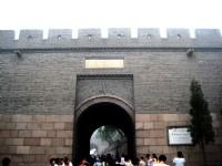 八達嶺入口城門<br/> 攝影:方盛文