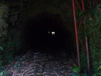 坑道黑漆漆<br/> 攝影:xcatx