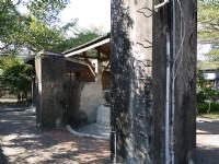 竹田驛園古井水塔<br/> 攝影:三個井