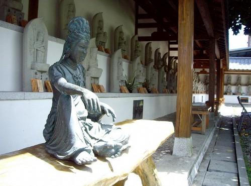Cingsio Temple-88尊佛像