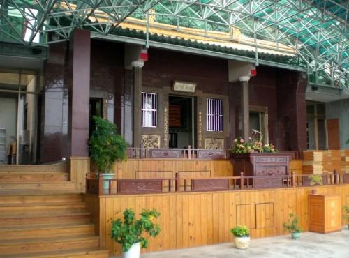 圆觉寺-大殿