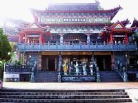 孔明庙<br/> 摄影:老山羊部落格