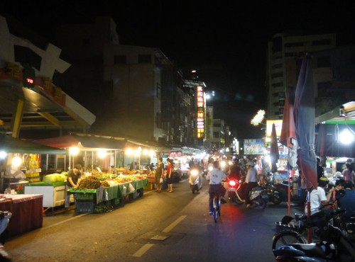 LinYa Night Market (Kaohsiung ZiQiang Night Market)