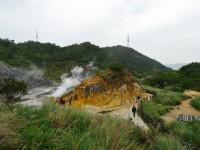 龍鳳谷與硫磺谷遊憩區