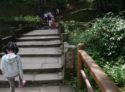 Alishan Forest Recreation Area-201407香林橋