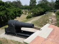 阿姆斯壯大砲<br/> 攝影:老山羊部落格