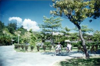 龍門公園-自行車道