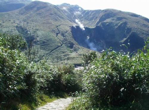 陽明山溫泉-溫泉地熱景觀
