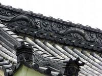 圓通寺屋頂特色<br/> 攝影:林仲哲