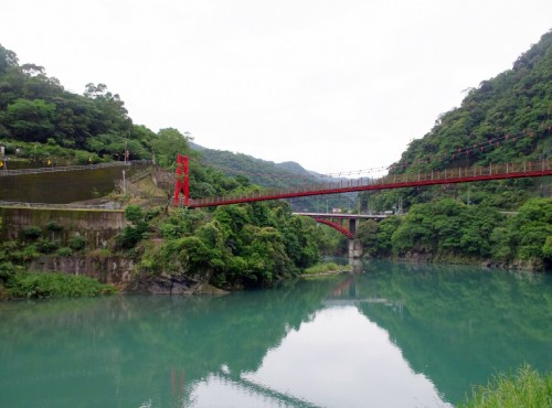 烏來溫泉-烏來風景區景色秀麗
