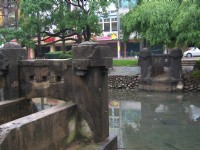 新竹護城河親水公園