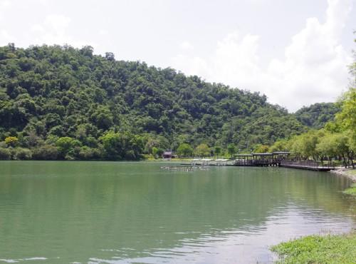 梅花湖风景区