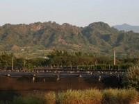 小黃山山脈景色<br/> 攝影:老山羊部落格