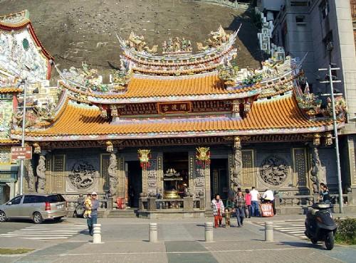 Guandu Temple-