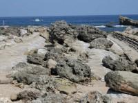 蜂窩岩<br/> 攝影:老山羊部落格