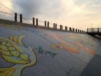 後龍溪河濱公園<br/> 攝影:Fiona