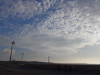 觀音濱海遊憩區(原觀音海水浴場)<br/> 攝影:Eva隨手拍