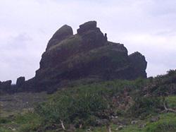 蘭嶼坦克岩