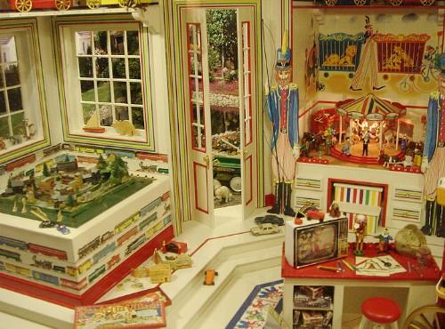 Miniatures Museum of Taiwan-玻璃屋