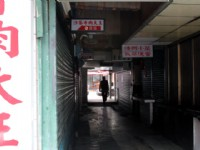 艋舺電影場景-祖師廟附近小巷弄<br/> 攝影:林瑜庭
