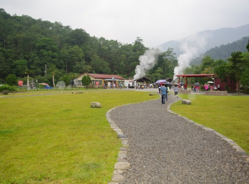 Chingshui Geothermal Energy