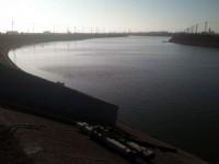 阿公店溪近出海口<br/> 攝影:山景