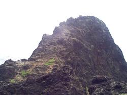 蘭嶼象鼻岩-象鼻岩