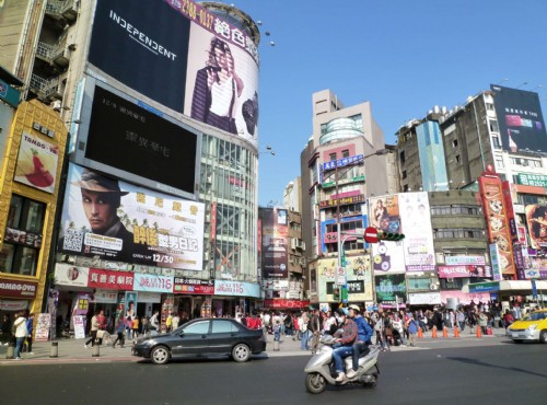 704ee0db43801 Ximending - Great Taipei Travel(TravelKing)