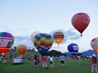 鹿野高台是熱氣球嘉年華的舉辦場地<br/> 攝影:Eva隨手拍