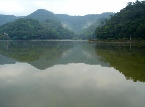 礁溪龙潭湖