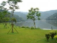 美麗湖景<br/> 攝影:余燕鳳