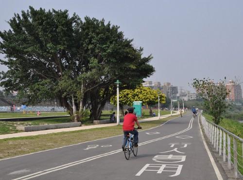 新店溪自行車道