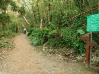 南線步道登山口<br/> 攝影:老山羊部落格