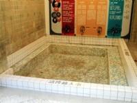 溫泉博物館的浴池<br/> 攝影:陳銘祥
