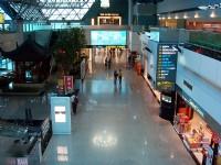第二航廈-俯望機場一景<br/> 攝影:amo