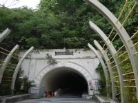 西子灣隧道<br/> 攝影:三井