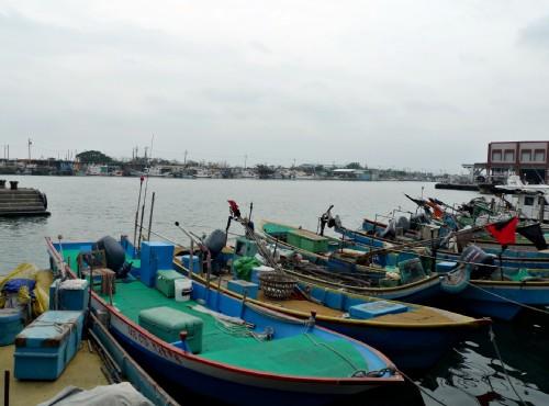 彌陀南寮漁港