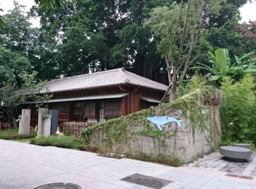 台中文学公园