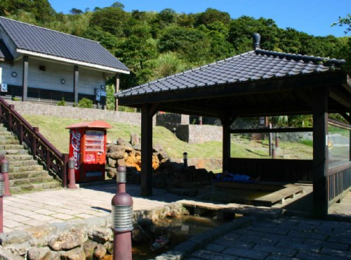 Lengshuikeng (Cold Water Pit) Hot Spring-