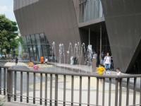 戶外噴水池<br/> 攝影:黃儒永